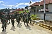 KSAL Tinjau Pembangunan Fasilitas Koarmada III Sorong, Papua