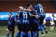 Gebuk Torino 3-1, Inter Naik ke Posisi Dua Klasemen Serie A