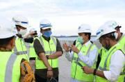 Komisi VII DPR RI dan Kepala BPH Migas Tinjau Proyek Pembangunan Pelabuhan Kijing