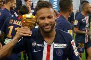 Neymar Jr Mulai Temui Rasa Cinta di PSG