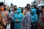 Arahan Presiden Jokowi Pacu Gerakan PKK Bagikan Masker di Indonesia