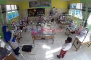 163 Daerah Zona Kuning Bisa Sekolah Tatap Muka
