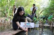 Tumbuhkan Budaya Konservasi lewat Aksi Revegetasi Mangrove