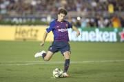Tidak Ingin Jadi Pecundang, Puig Optimis Bakal Sukses di Barcelona