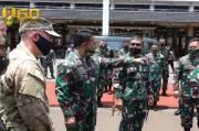 KSAD Lepas 125 Prajurit TNI AD Latihan JRTC bersama US Army