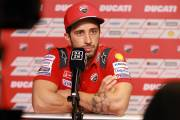 Target Juara Dunia MotoGP, Begini Harapan Dovizioso di Sisa Musim