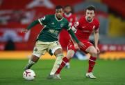 Gol Diogo Jota Tentukan Kemenangan Liverpool atas Sheffield United