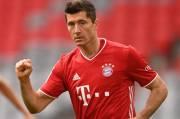 Bikin Hattrick Buat Bayern, Lewandowski Cetak Rekor Baru