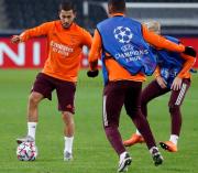 Jika Diturunkan Madrid, Dimana Zidane Tempatkan Hazard?