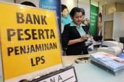Duit Masyarakat di Bank yang Dijamin LPS Capai Rp3.418 Triliun