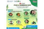 FAO dan MNC Trijaya Gelar 'Food Heroes Day' di Tengah Pandemi