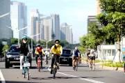 SMI-Kemenpora Kampanyekan Hidup Sehat Bersepeda