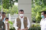 Hore, Tingkat Hunian Tempat Tidur RS Darurat Wisma Atlet Jakarta Turun menjadi 44,8 %