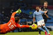 Manchester City Pesta Lima Gol ke Gawang Burnley