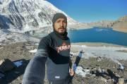 Rohit Chand Ucapkan Selamat Milad kepada Persija dari Pegunungan Himalaya