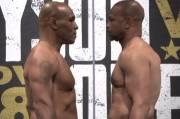 Statistik Compubox Buktikan Tyson Lebih Kuat, Unggul Total Pukulan atas Jones Jr
