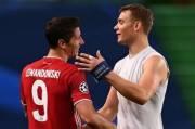 Sambangi Atletico, Bayern Tinggalkan Lewandowski dan Neuer