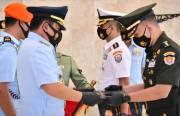 Kolonel Inf Edwin, Eks Ajudan Wapres Jadi Lulusan Terbaik Sesko TNI