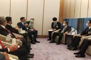 Duet Luhut-Erick Sukses Yakinkan Jepang Ikut dalam SWF Indonesia