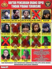 Ditangkap di Sulawesi, Jakarta dan Sumatera, Densus 88 Tangkap 32 Anggota Kelompok MIT Sepanjang 2020
