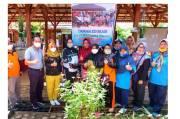 Mak Mak Gowes Kota Palembang Sambangi UMKM Binaan CSR Pertamina