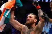 Yakin Bikin Poirier Terkapar, McGregor Tantang Nate Diaz Berikutnya di Perebutan Gelar