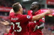 Susunan Pemain Liverpool vs Burnley: Pembuktian Shaqiri-Origi
