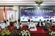 Ganjar dan Tokoh Lintas Agama Jateng Doakan Indonesia Terbebas dari Bencana