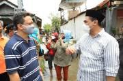Wagub Jateng Gus Yasin Tinjau Banjir di Pekalongan Barat