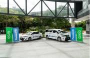 Premium Grab Tawarkan Sensasi Perjalanan Nyaman dengan Nanoe X