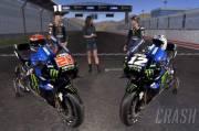 Rossi Pergi, Vinales atau Quartararo Jadi Nomor 1 di Yamaha?