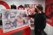 Rayakan Milad, Marc Marquez Apresiasi Dukungan Fans