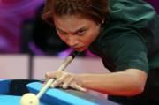 Tisa Anggun, Atlet Biliar Putri Senior dengan Sederet Prestasi