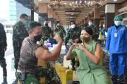 61.054 Personel TNI AD Terima Vaksinasi Tahap Satu
