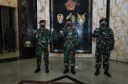 Panglima TNI Marsekal TNI Hadi Tjahjanto Pimpin Sertijab Pangkohanudnas