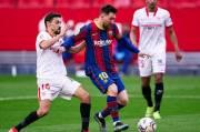 Susunan Pemain Barcelona vs Sevilla: Berharap Duet Messi-Dembele