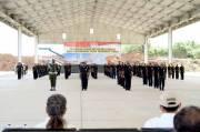 Prabowo Berikan Piagam Bela Negara Kepada Warga NTT Eks Tim-Tim