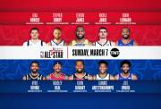Jadwal NBA All Star Game, Senin (8/3/2021)
