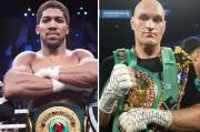 Anthony Joshua vs Tyson Fury, Begini Prediksi Legendaris David Haye