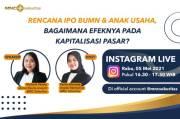 Intip Potensi Cuan IPO 14 BUMN, Simak Instagram Live MNC Sekuritas Pukul 16.30 Ini!
