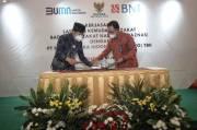Baznas Gaet BNI untuk Mempermudah Pembayaran Zakat