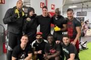 Pensiun, Fernando Torres Rajin Latihan Tinju