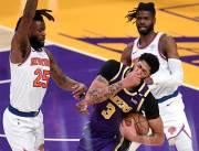Hasil Pertandingan NBA, Rabu (12/5/2021): Lakers Rajut Kemenangan