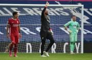 Sebelum Cetak Gol Kemenangan Liverpool, Alisson Ngaku Sering Latihan Nyundul