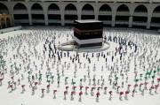Sudahi Informasi Hoaks Seputar Pembatalan Haji