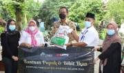 LPKR Bantu Masyarakat Atasi Masalah Ekonomi Akibat Pandemi