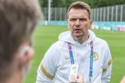 Slovakia Waspada Racikan Pelatih Anyar Polandia