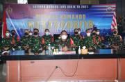 Operasi Laut, TNI AL Kerahkan Kapal Perang hingga Pesawat Udara