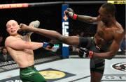 Israel Hancurkan Musuhnya, Perpanjang Gelar UFC Kelas Menengah