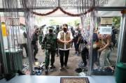 Tinjau RS Lapangan Indrapura, Ketua Satgas Pastikan Kesiapan Antisipasi Lonjakan Kasus Covid-19